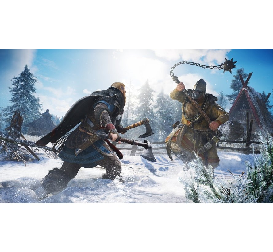 PS4 Assassin's Creed: Valhalla Ultimate Edition kopen