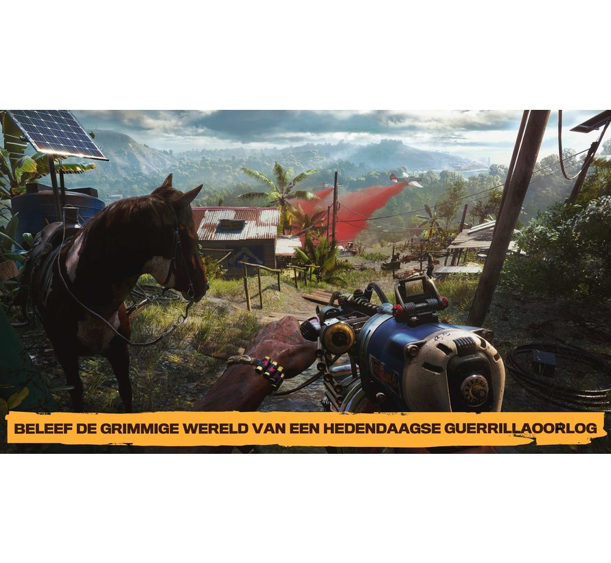 Xbox One/Series X Far Cry 6 Ultimate Edition kopen
