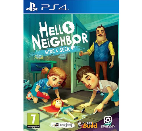 505 Games PS4 Hello Neighbor: Hide & Seek