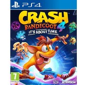 Activision PS4 Crash Bandicoot 4: It's About Time