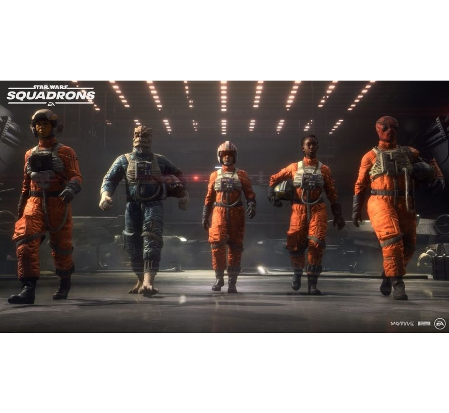 Xbox One Star Wars: Squadrons Kopen