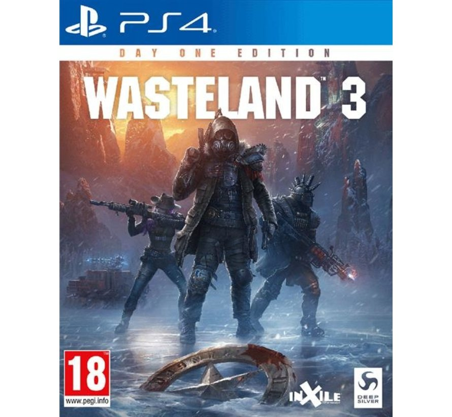PS4 Wasteland 3 - Day One Edition kopen
