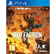 THQ PS4 Red Faction Guerrilla Re-Mars-tered