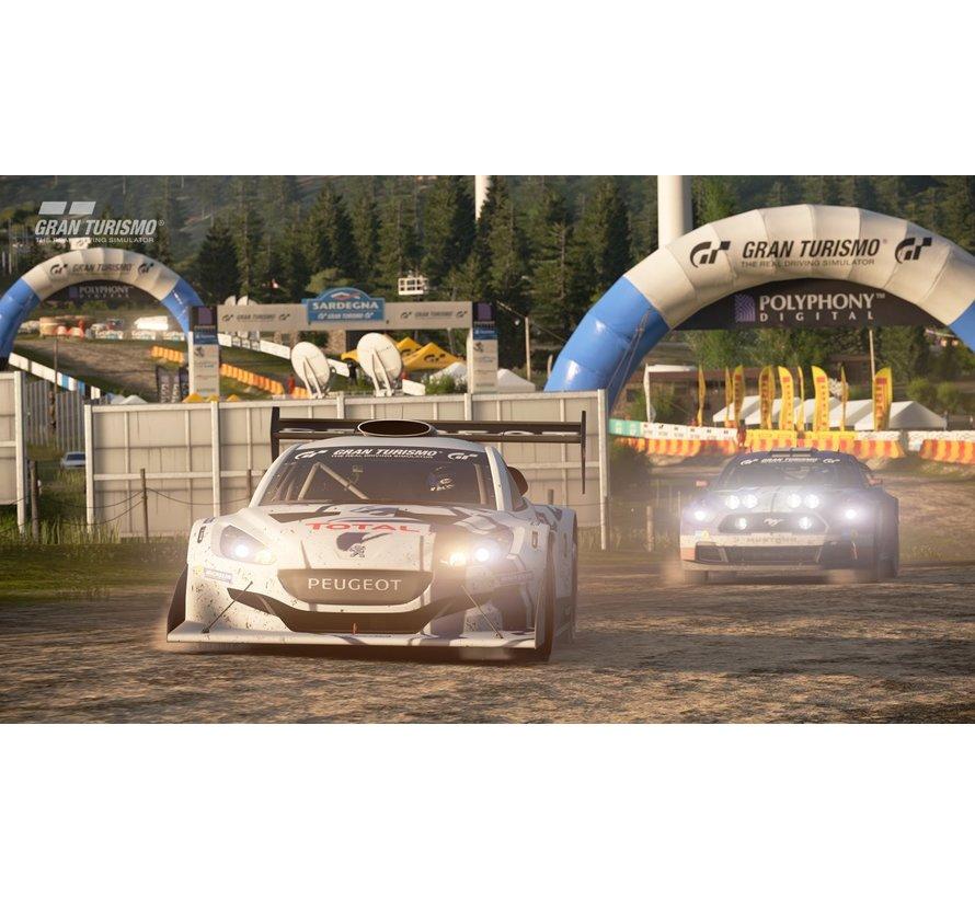 PS4 Gran Turismo: Sport Spec II Edition (+PSVR) kopen