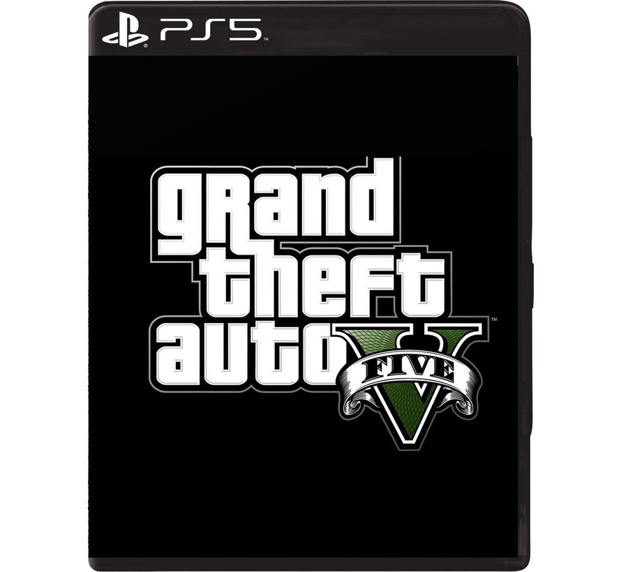 PS5 Grand Theft Auto V (GTA 5) kopen