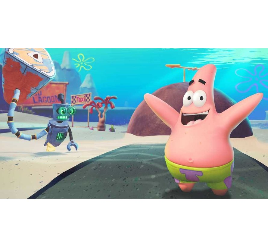 PS4 Spongebob SquarePants: Battle for Bikini Bottom - Rehydrated kopen