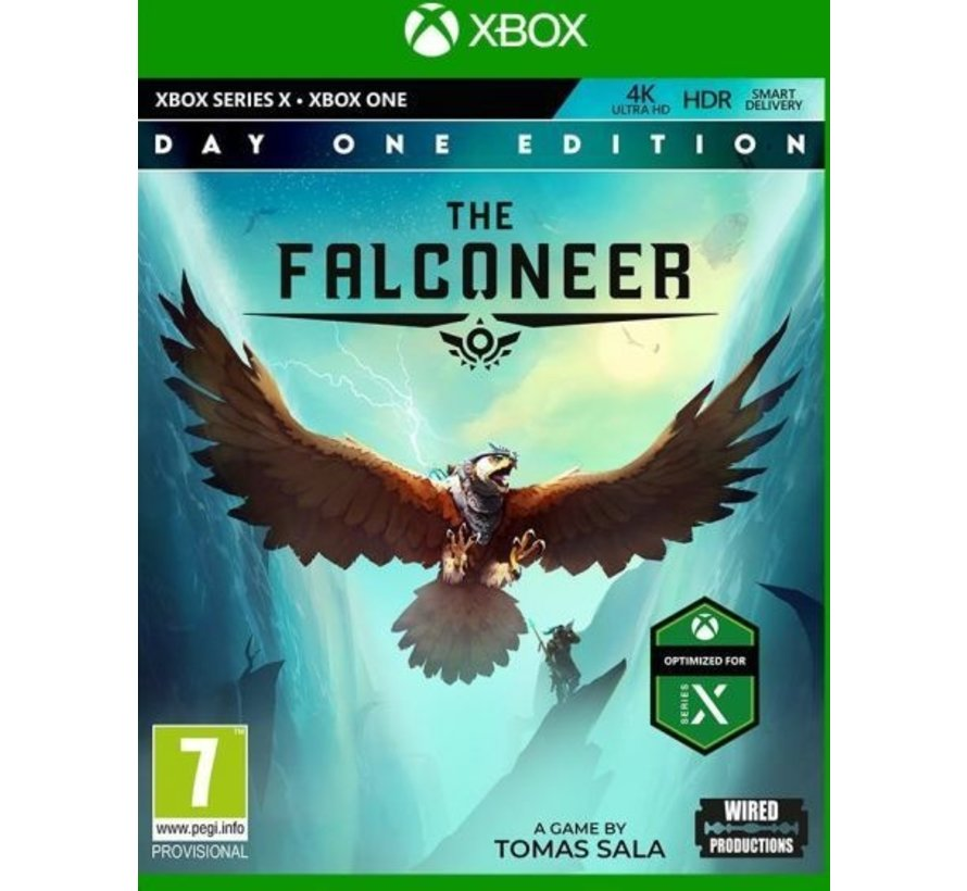 Xbox One/ Series X The Falconeer - Day One Edition kopen