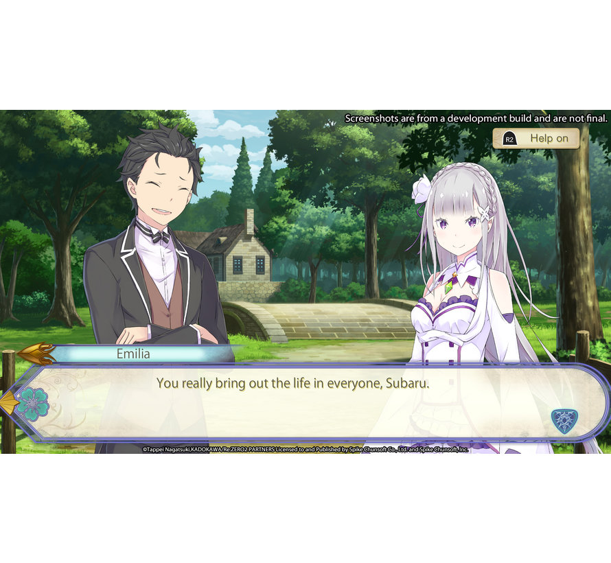 PS4 Re:Zero - The Prophecy of the Throne kopen
