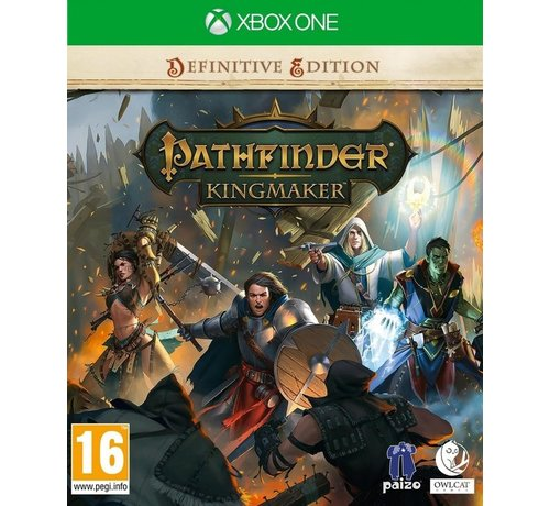 Deep Silver / Koch Media Xbox One Pathfinder - Kingmaker Definitive Edition