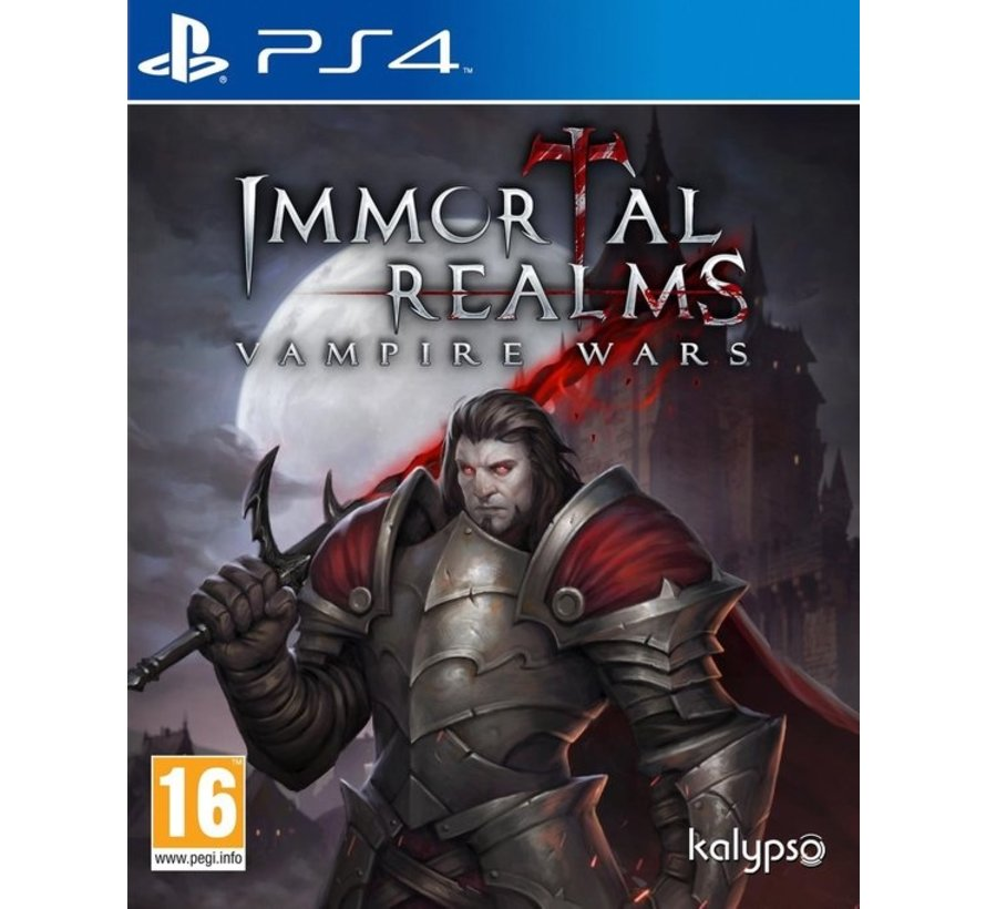 PS4 Immortal Realms: Vampire Wars kopen
