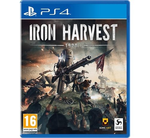 Deep Silver / Koch Media PS4 Iron Harvest kopen