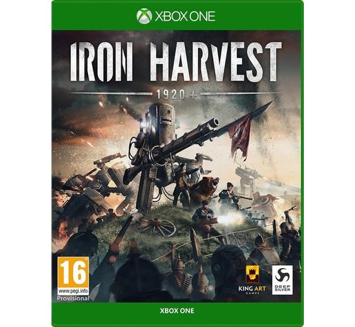 Deep Silver / Koch Media Xbox One Iron Harvest kopen