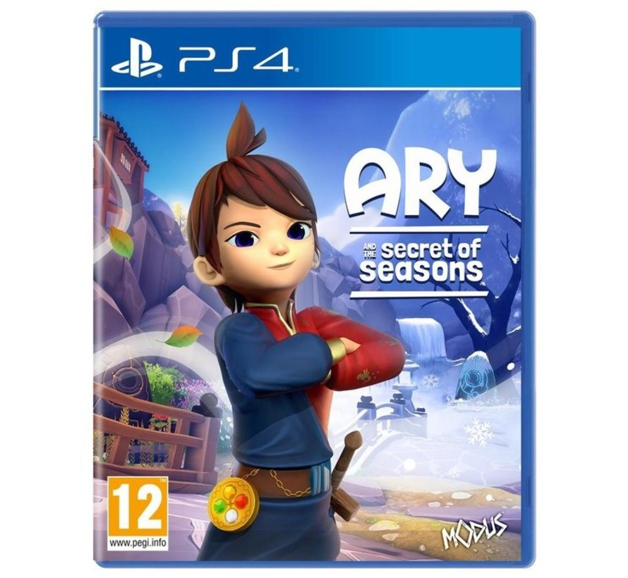 PS4 Ary and the Secret of Seasons kopen