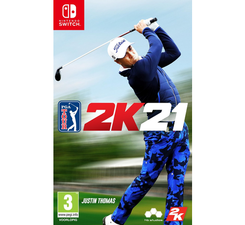 2K Nintendo Switch PGA Tour 2K21 kopen