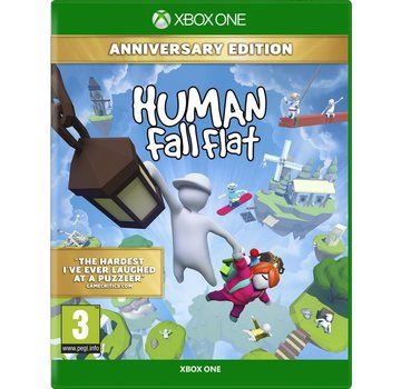 UIG Entertainment Xbox One Human: Fall Flat - Anniversary Edition
