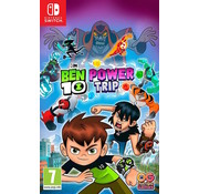 Outright Games Nintendo Switch Ben 10: Power Trip