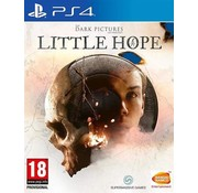 Bandai Namco PS4 The Dark Pictures Anthology: Little Hope