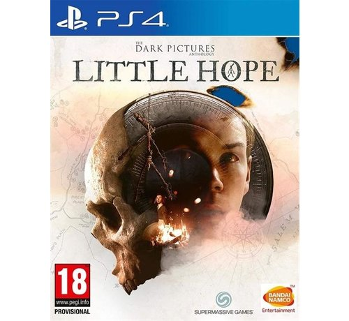 Bandai Namco PS4 The Dark Pictures Anthology: Little Hope kopen
