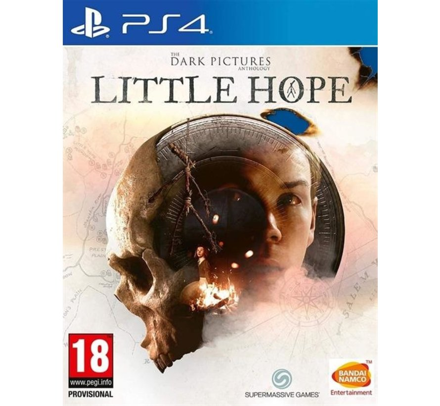 PS4 The Dark Pictures Anthology: Little Hope kopen