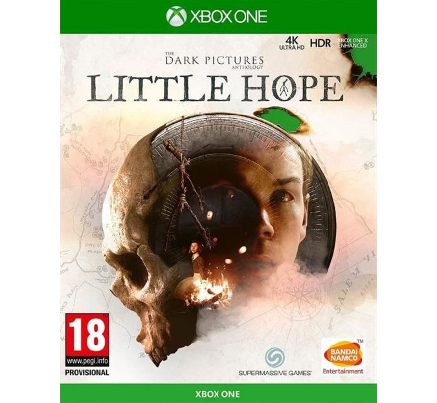 Xbox One The Dark Pictures Anthology: Little Hope kopen