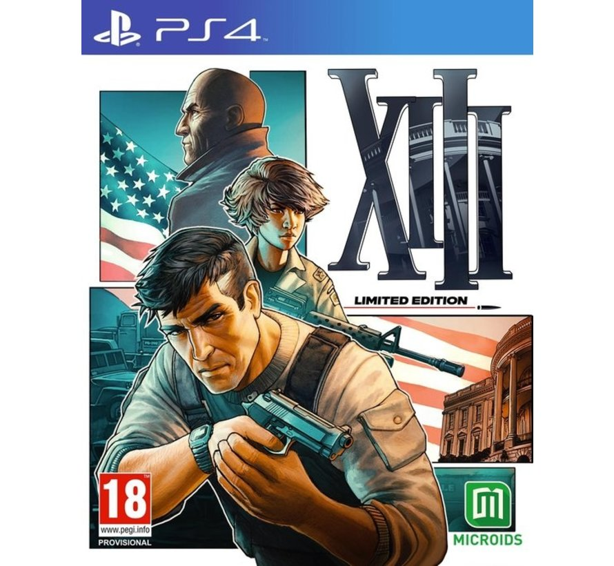 PS4 XIII - Limited Edition kopen