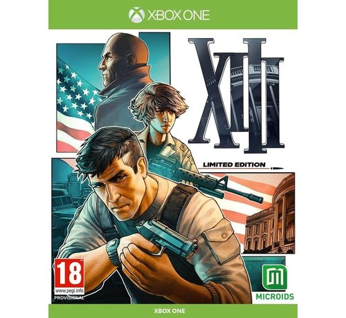 Microïds Xbox One XIII - Limited Edition kopen