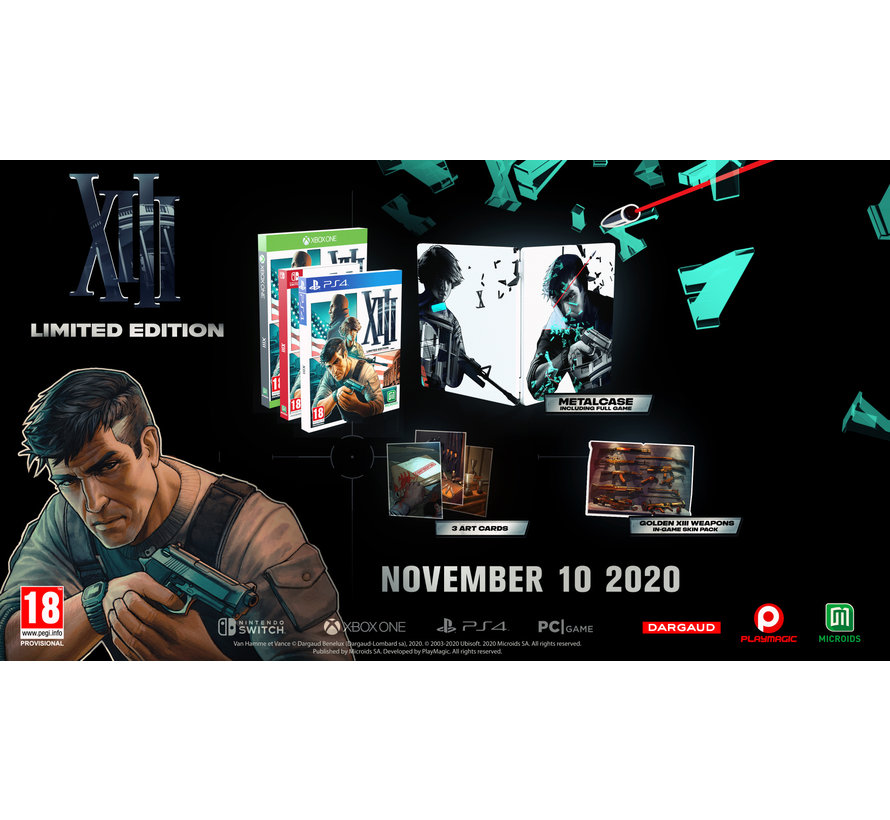Xbox One XIII - Limited Edition kopen