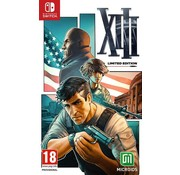 Microïds Nintendo Switch XIII - Limited Edition