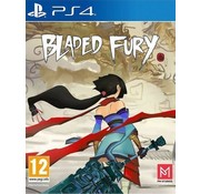 Numskull Games PS4 Bladed Fury