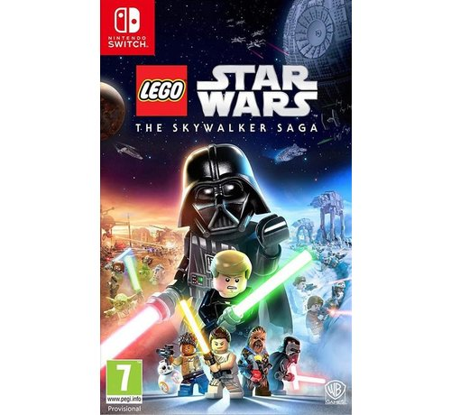 Warner Bros Nintendo Switch LEGO Star Wars: The Skywalker Saga kopen