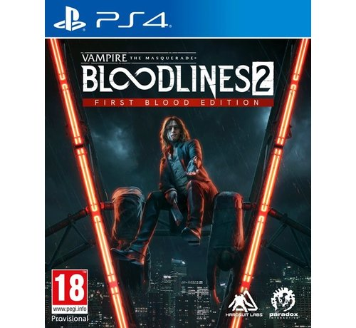 Paradox Interactive PS4 Vampire:The Masquerade Bloodlines 2 - First Blood Edition kopen