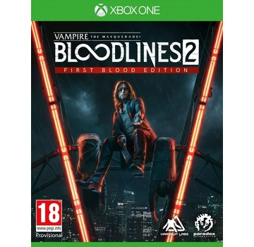 Paradox Interactive Xbox One Vampire:The Masquerade Bloodlines 2 - First Blood Edition