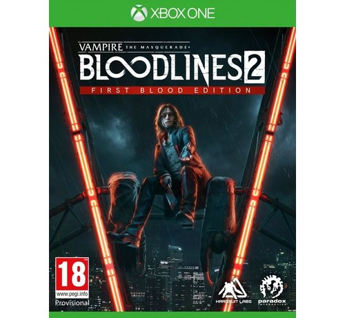 Paradox Interactive Xbox One Vampire:The Masquerade Bloodlines 2 - First Blood Edition kopen