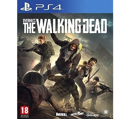 505 Games PS4 OVERKILL's The Walking Dead kopen