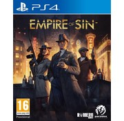 Paradox Interactive PS4 Empire of Sin - Day One Edition