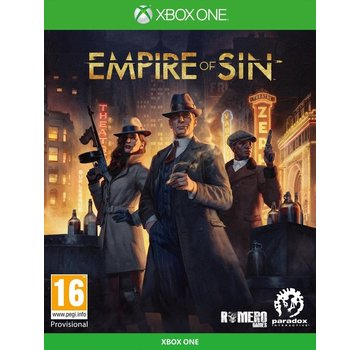 Paradox Interactive Xbox One Empire of Sin - Day One Edition