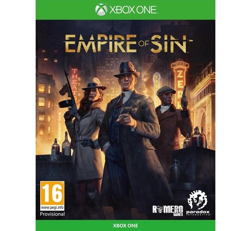Paradox Interactive Xbox One Empire of Sin - Day One Edition kopen