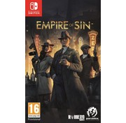 Paradox Interactive Nintendo Switch Empire of Sin - Day One Edition