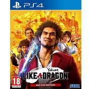 SEGA PS4 Yakuza 7: Like a Dragon