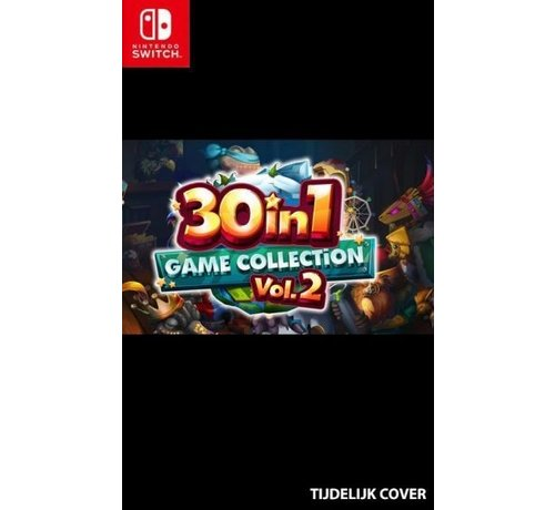 Just for Games Nintendo Switch 30 in 1 Game Collection Vol. 2 kopen