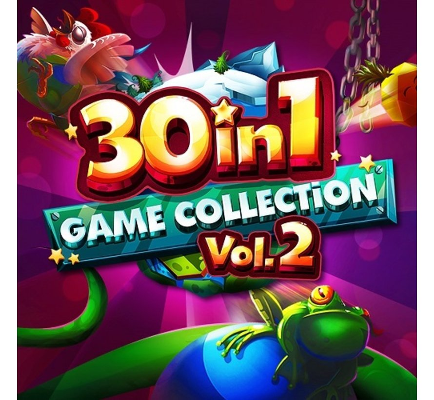 Nintendo Switch 30 in 1 Game Collection Vol. 2 kopen