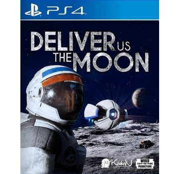 Wired Productions PS4 Deliver Us the Moon - Deluxe Edition
