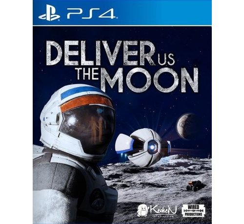 Wired Productions PS4 Deliver Us the Moon - Deluxe Edition  kopen