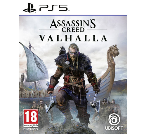 Ubisoft PS5 Assassins Creed: Valhalla kopen