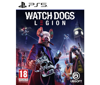 Ubisoft PS5 Watch Dogs: Legion  kopen