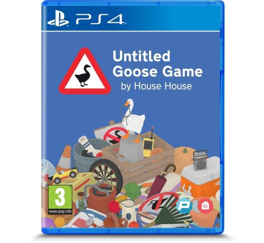 PS4 Untitled Goose Game kopen
