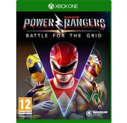 Maximum games Xbox One Power Rangers: Battle for the Grid - Collector's Edition