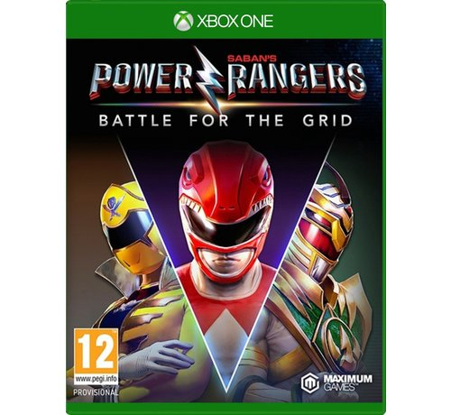 Maximum games Xbox One Power Rangers: Battle for the Grid - Collector's Edition kopen