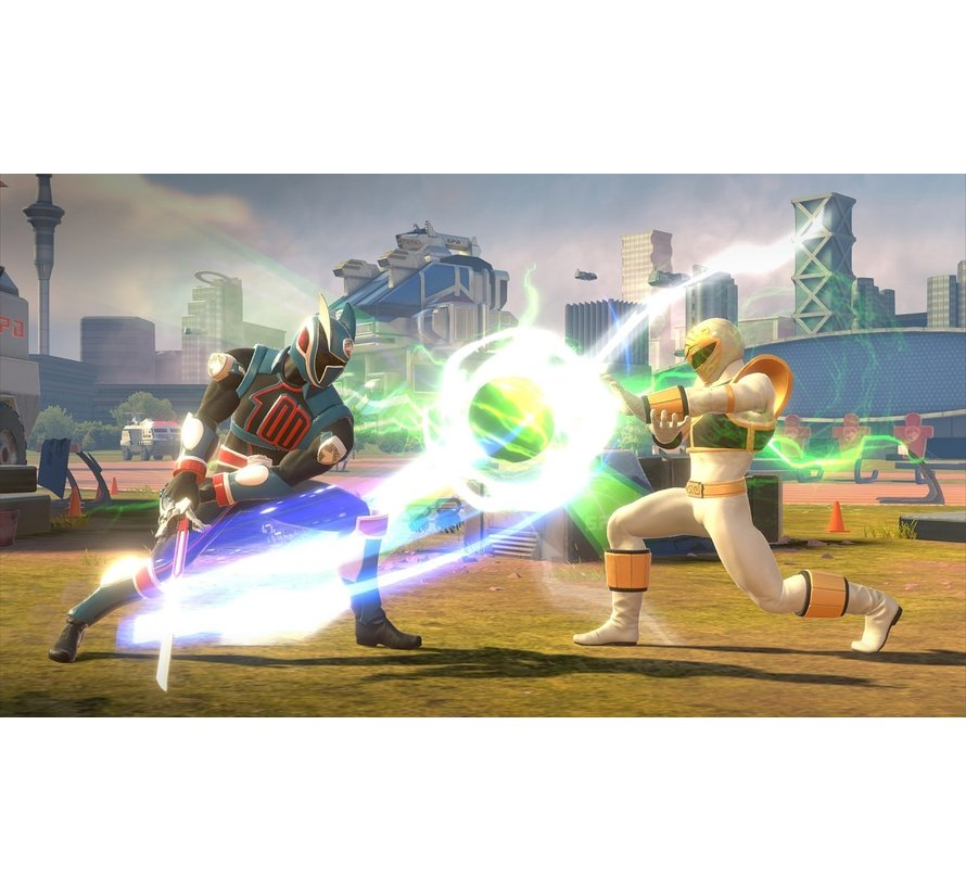 Xbox One Power Rangers: Battle for the Grid - Collector's Edition kopen