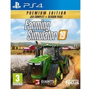 Focus Home Interactive PS4 Farming Simulator 19 - Premium Edition